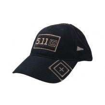 5.11 CROSSWIND CAP DARK NAVY