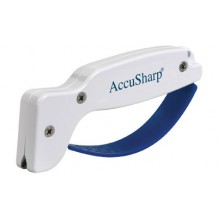 ACCUSHARP KNIFE SHARPENER WHITE