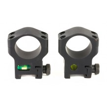 ACCUTAC SCOPE RINGS 30MM BLK