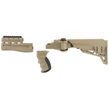 ADV TECH STRIKEFORCE AK-47 PKG FDE