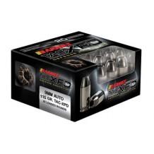 BARNES TAC-XPD 9MM 115GR HP 20/200
