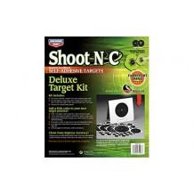 B/C DTK SHOOT-N-C DLX TRGT KIT 4PK