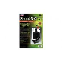 B/C SHOOT-N-C 12X18 SIL KIT 2PK