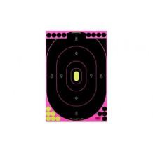 B/C SHOOT-N-C 12X18 PINK 5PK