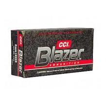 CCI/BLAZER 9MM 124GR FMJ 50/1000