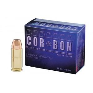 CORBON 9MM+P 115GR JHP 20/500