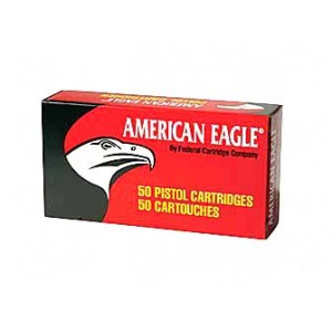 FED AM EAGLE 9MM 124GR FMJ 50/1000