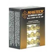 MAGTECH GRDN GLD 9MM+P 124GR 20/1000