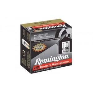 REM ULT DEF 9MM 124GR BJHP 25/500