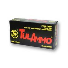 TULA 9MM 115GR FMJ 100/1000