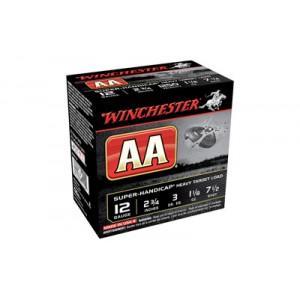 WIN AA TRACK BLK 12GA 2.75